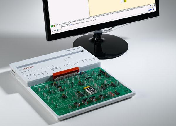 COM3LAB-Multimedia: Digitaltechnik