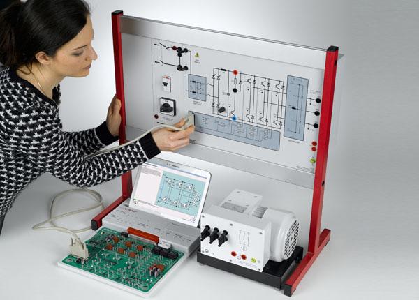 COM3LAB-Multimedia: Leistungselektronik