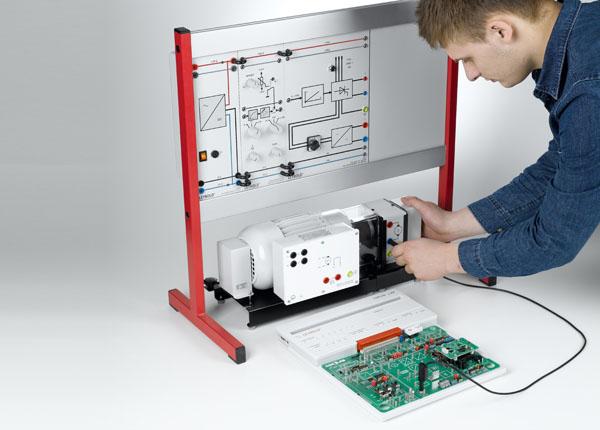 COM3LAB-Multimedia: Maschinen und Antriebe