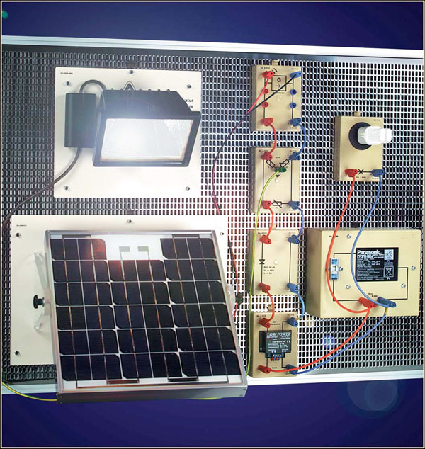 Ü 4.500 Photovoltaik (Modulsystem)