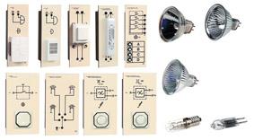 TG 4.120 Installation mit Glüh- und Halogenlampen