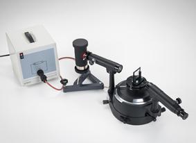 Ausmessung der Linienspektren von Edelgasen und Metalldämpfen mit einem Gitterspektrometer